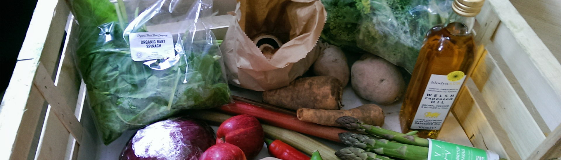 Penylan Pantry Veg Box